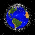 Low Earth Orbit objects - NASA