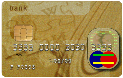 WikiMedia - Credit Card -CC