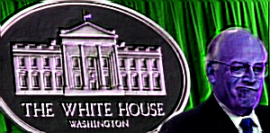 BlueCheney / WH Logo